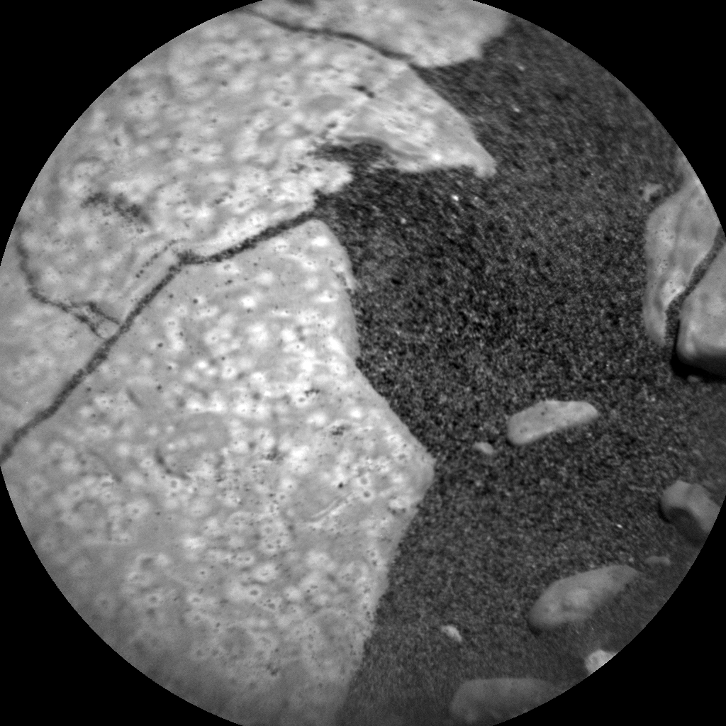 Nasa's Mars rover Curiosity acquired this image using its Chemistry & Camera (ChemCam) on Sol 2969, at drive 1360, site number 84