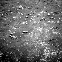 Nasa's Mars rover Curiosity acquired this image using its Left Navigation Camera on Sol 2970, at drive 1378, site number 84