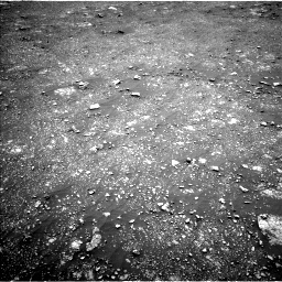 Nasa's Mars rover Curiosity acquired this image using its Left Navigation Camera on Sol 2970, at drive 1426, site number 84