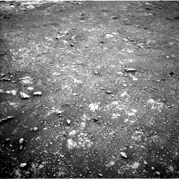 Nasa's Mars rover Curiosity acquired this image using its Left Navigation Camera on Sol 2970, at drive 1450, site number 84