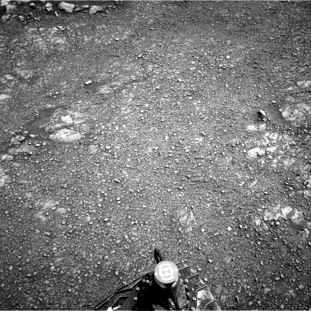 Nasa's Mars rover Curiosity acquired this image using its Right Navigation Camera on Sol 2970, at drive 1492, site number 84