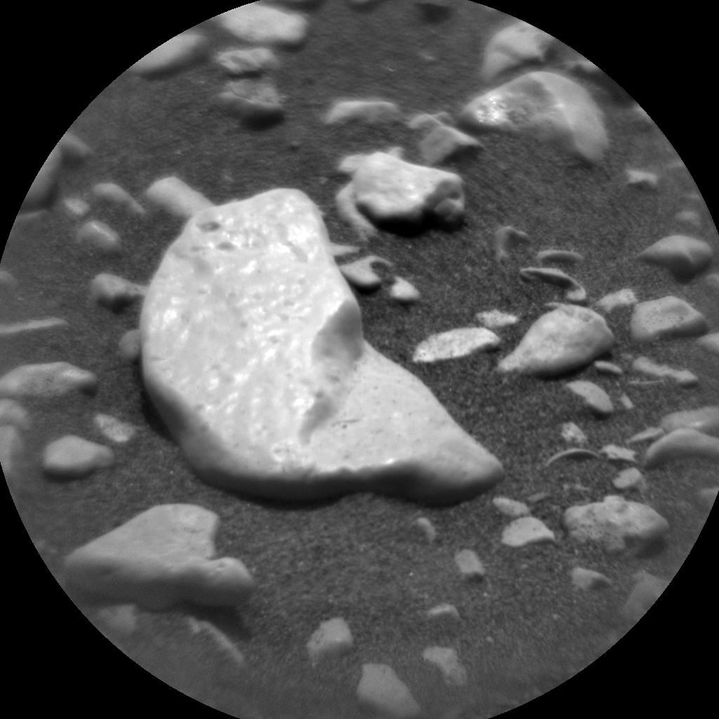 Nasa's Mars rover Curiosity acquired this image using its Chemistry & Camera (ChemCam) on Sol 2971, at drive 1492, site number 84