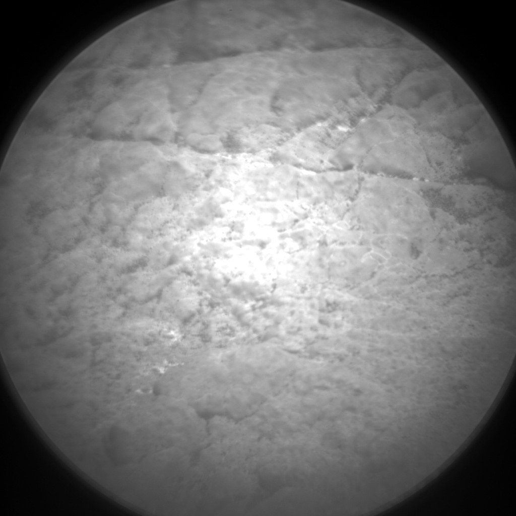 Nasa's Mars rover Curiosity acquired this image using its Chemistry & Camera (ChemCam) on Sol 2972, at drive 1492, site number 84
