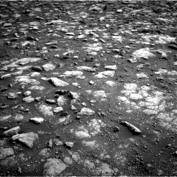 Nasa's Mars rover Curiosity acquired this image using its Left Navigation Camera on Sol 2972, at drive 1552, site number 84