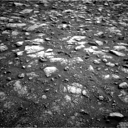 Nasa's Mars rover Curiosity acquired this image using its Left Navigation Camera on Sol 2972, at drive 1576, site number 84