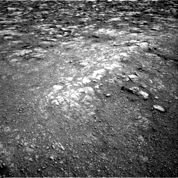 Nasa's Mars rover Curiosity acquired this image using its Right Navigation Camera on Sol 2972, at drive 1522, site number 84