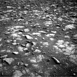 Nasa's Mars rover Curiosity acquired this image using its Right Navigation Camera on Sol 2972, at drive 1558, site number 84