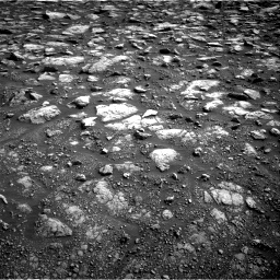 Nasa's Mars rover Curiosity acquired this image using its Right Navigation Camera on Sol 2972, at drive 1582, site number 84