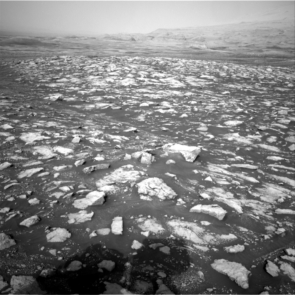 Nasa's Mars rover Curiosity acquired this image using its Right Navigation Camera on Sol 2972, at drive 1594, site number 84