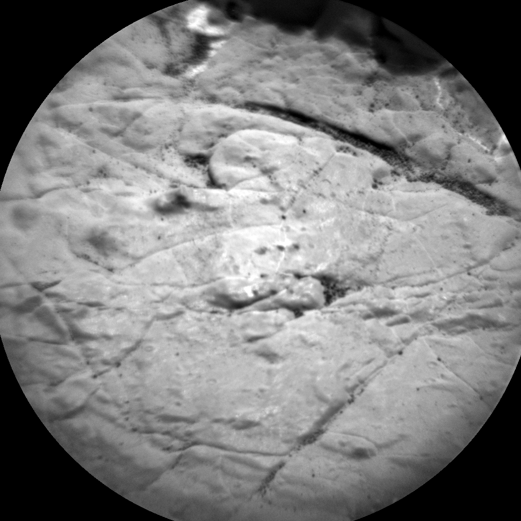 Nasa's Mars rover Curiosity acquired this image using its Chemistry & Camera (ChemCam) on Sol 2973, at drive 1594, site number 84