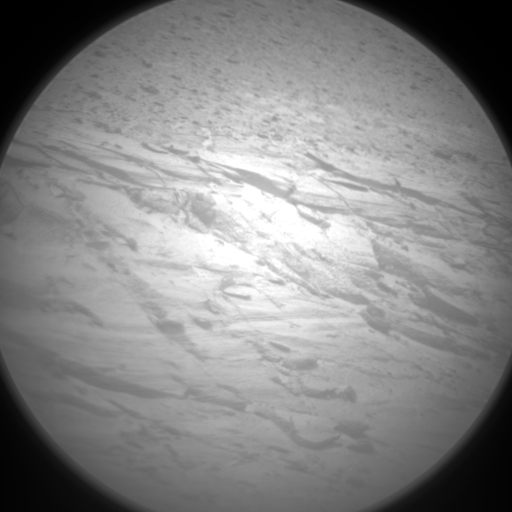 Nasa's Mars rover Curiosity acquired this image using its Chemistry & Camera (ChemCam) on Sol 2974, at drive 1594, site number 84