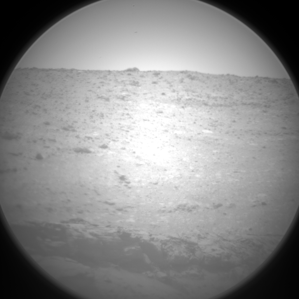 Nasa's Mars rover Curiosity acquired this image using its Chemistry & Camera (ChemCam) on Sol 2975, at drive 1594, site number 84