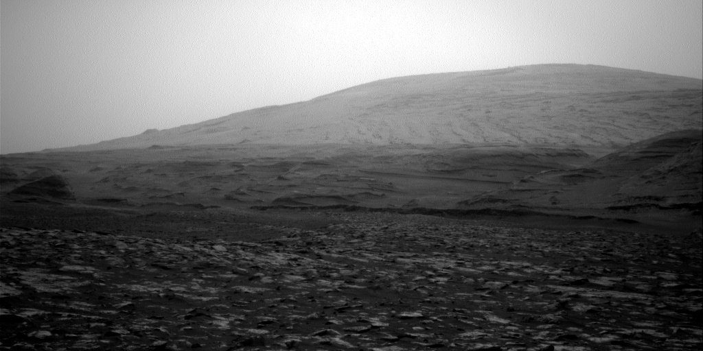 Nasa's Mars rover Curiosity acquired this image using its Right Navigation Camera on Sol 2975, at drive 1594, site number 84