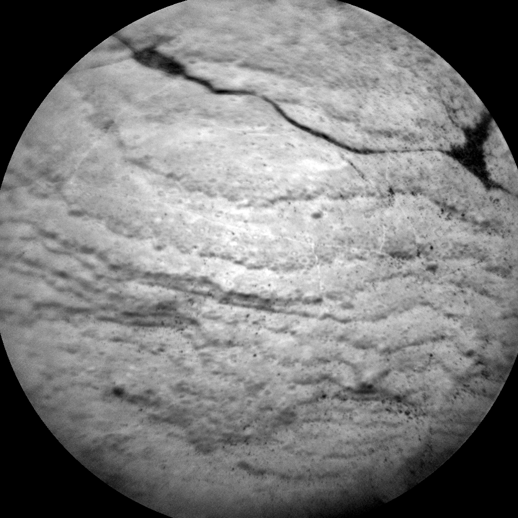 Nasa's Mars rover Curiosity acquired this image using its Chemistry & Camera (ChemCam) on Sol 2976, at drive 1594, site number 84