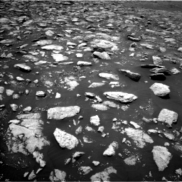 Nasa's Mars rover Curiosity acquired this image using its Left Navigation Camera on Sol 2977, at drive 1696, site number 84