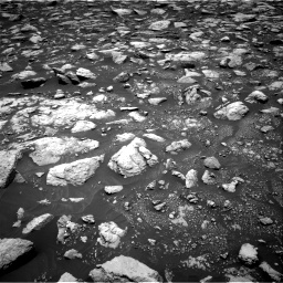 Nasa's Mars rover Curiosity acquired this image using its Right Navigation Camera on Sol 2977, at drive 1600, site number 84
