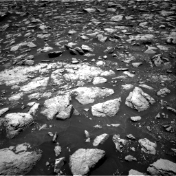 Nasa's Mars rover Curiosity acquired this image using its Right Navigation Camera on Sol 2977, at drive 1606, site number 84
