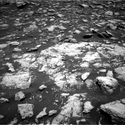 Nasa's Mars rover Curiosity acquired this image using its Right Navigation Camera on Sol 2977, at drive 1618, site number 84