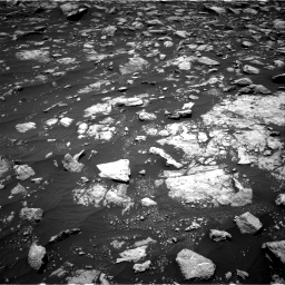 Nasa's Mars rover Curiosity acquired this image using its Right Navigation Camera on Sol 2977, at drive 1630, site number 84