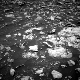 Nasa's Mars rover Curiosity acquired this image using its Right Navigation Camera on Sol 2977, at drive 1636, site number 84
