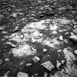 Nasa's Mars rover Curiosity acquired this image using its Right Navigation Camera on Sol 2977, at drive 1642, site number 84