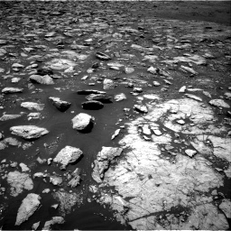 Nasa's Mars rover Curiosity acquired this image using its Right Navigation Camera on Sol 2977, at drive 1690, site number 84