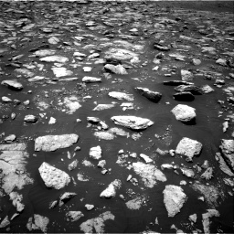 Nasa's Mars rover Curiosity acquired this image using its Right Navigation Camera on Sol 2977, at drive 1702, site number 84