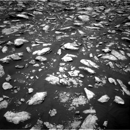 Nasa's Mars rover Curiosity acquired this image using its Right Navigation Camera on Sol 2977, at drive 1720, site number 84