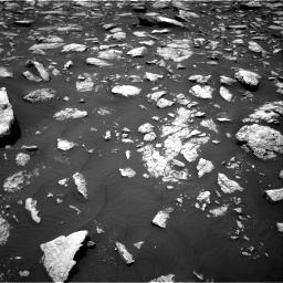 Nasa's Mars rover Curiosity acquired this image using its Right Navigation Camera on Sol 2977, at drive 1738, site number 84