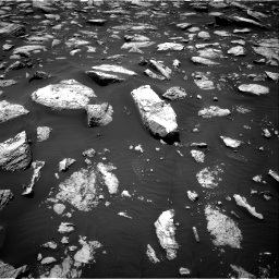 Nasa's Mars rover Curiosity acquired this image using its Right Navigation Camera on Sol 2977, at drive 1750, site number 84