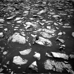 Nasa's Mars rover Curiosity acquired this image using its Right Navigation Camera on Sol 2977, at drive 1780, site number 84