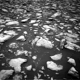 Nasa's Mars rover Curiosity acquired this image using its Right Navigation Camera on Sol 2977, at drive 1786, site number 84