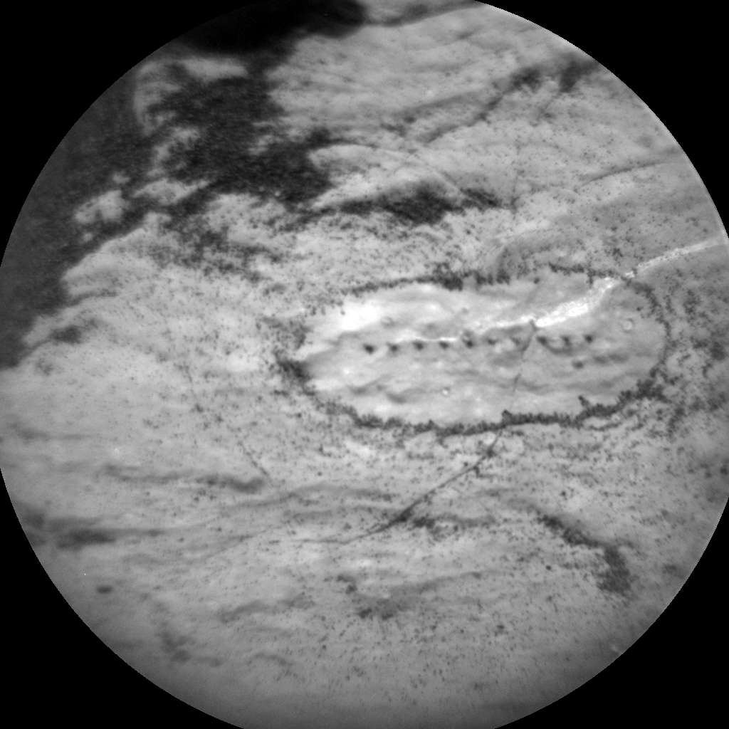 Nasa's Mars rover Curiosity acquired this image using its Chemistry & Camera (ChemCam) on Sol 2977, at drive 1594, site number 84