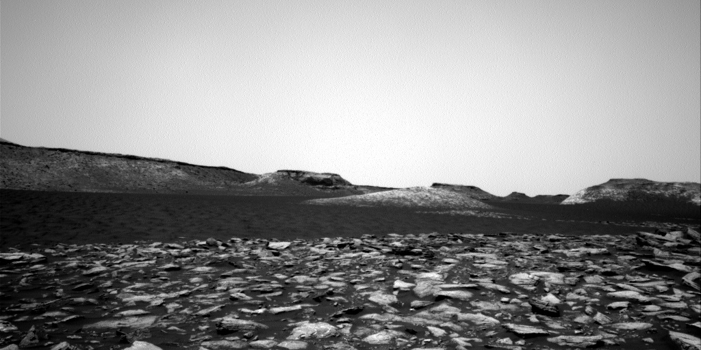 Nasa's Mars rover Curiosity acquired this image using its Right Navigation Camera on Sol 2978, at drive 1804, site number 84