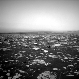 Nasa's Mars rover Curiosity acquired this image using its Left Navigation Camera on Sol 2979, at drive 2014, site number 84