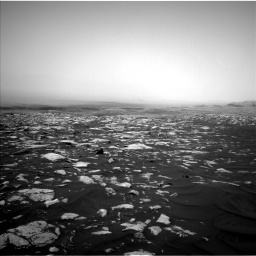 Nasa's Mars rover Curiosity acquired this image using its Left Navigation Camera on Sol 2979, at drive 2026, site number 84