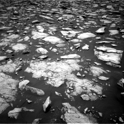 Nasa's Mars rover Curiosity acquired this image using its Right Navigation Camera on Sol 2979, at drive 1810, site number 84