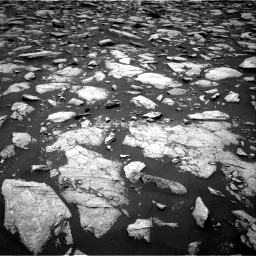 Nasa's Mars rover Curiosity acquired this image using its Right Navigation Camera on Sol 2979, at drive 1816, site number 84