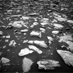 Nasa's Mars rover Curiosity acquired this image using its Right Navigation Camera on Sol 2979, at drive 1828, site number 84