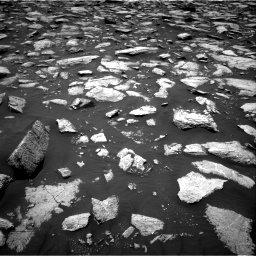 Nasa's Mars rover Curiosity acquired this image using its Right Navigation Camera on Sol 2979, at drive 1840, site number 84