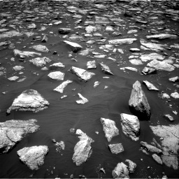 Nasa's Mars rover Curiosity acquired this image using its Right Navigation Camera on Sol 2979, at drive 1852, site number 84