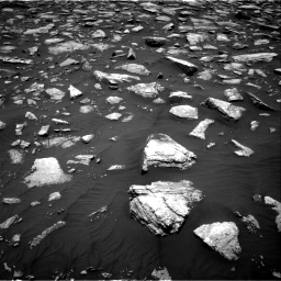 Nasa's Mars rover Curiosity acquired this image using its Right Navigation Camera on Sol 2979, at drive 1864, site number 84
