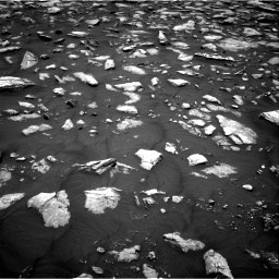 Nasa's Mars rover Curiosity acquired this image using its Right Navigation Camera on Sol 2979, at drive 1888, site number 84