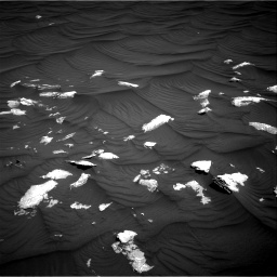 Nasa's Mars rover Curiosity acquired this image using its Right Navigation Camera on Sol 2979, at drive 1984, site number 84
