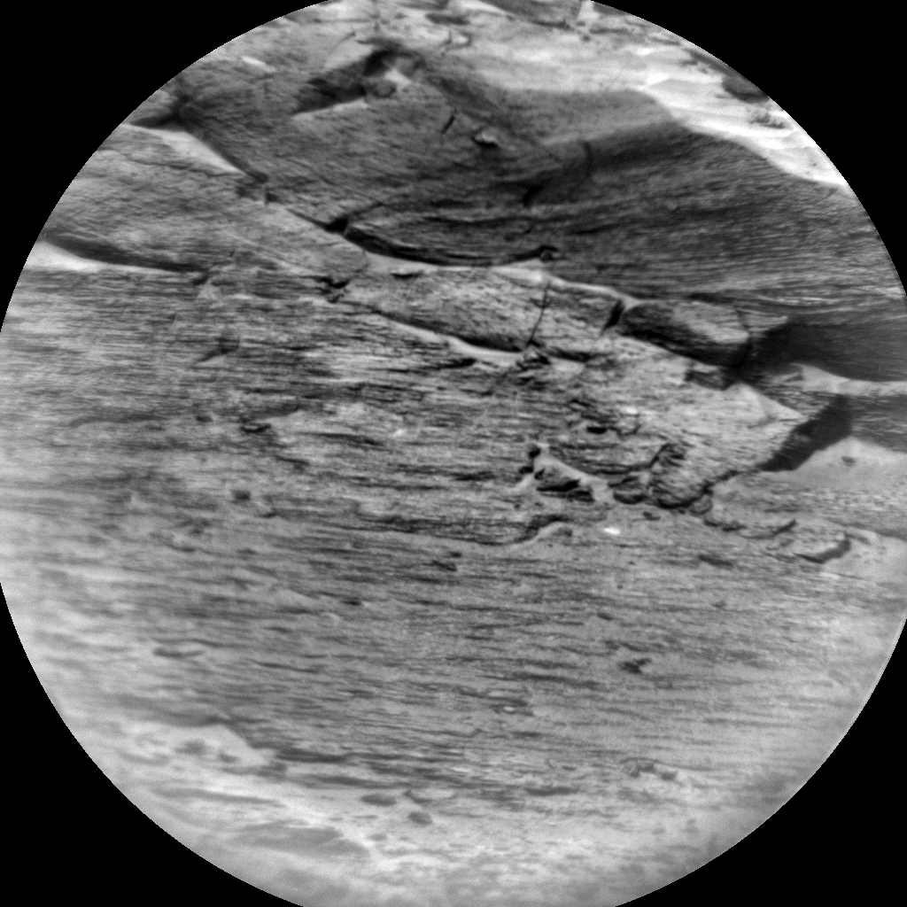 Nasa's Mars rover Curiosity acquired this image using its Chemistry & Camera (ChemCam) on Sol 2979, at drive 1804, site number 84