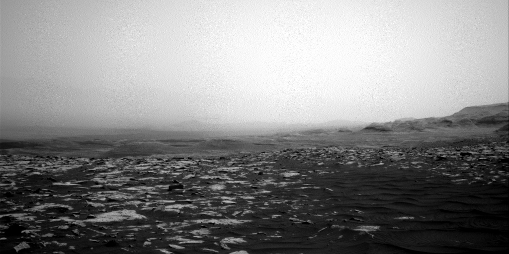 Nasa's Mars rover Curiosity acquired this image using its Right Navigation Camera on Sol 2985, at drive 2044, site number 84