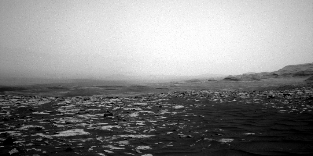 Nasa's Mars rover Curiosity acquired this image using its Right Navigation Camera on Sol 2990, at drive 2044, site number 84