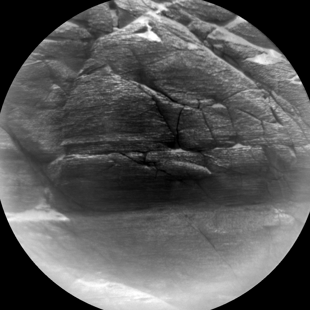 Nasa's Mars rover Curiosity acquired this image using its Chemistry & Camera (ChemCam) on Sol 2990, at drive 2044, site number 84