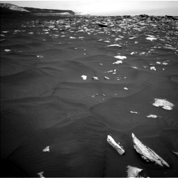 Nasa's Mars rover Curiosity acquired this image using its Left Navigation Camera on Sol 2991, at drive 2050, site number 84
