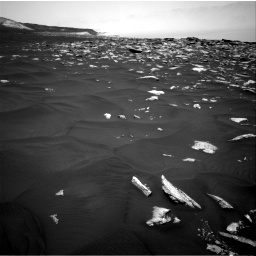 Nasa's Mars rover Curiosity acquired this image using its Right Navigation Camera on Sol 2991, at drive 2044, site number 84